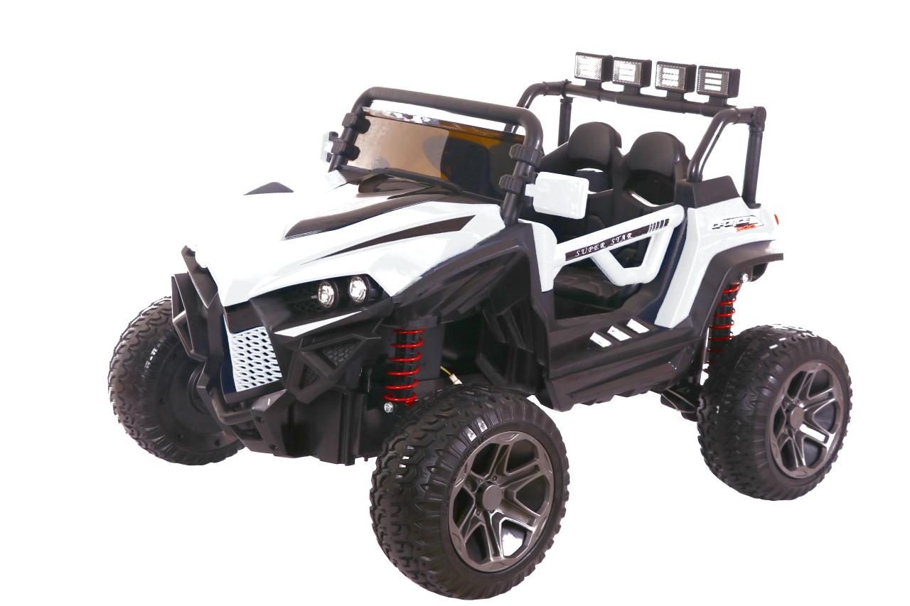 HECHT 59118 - WHITE - dětské autíčko