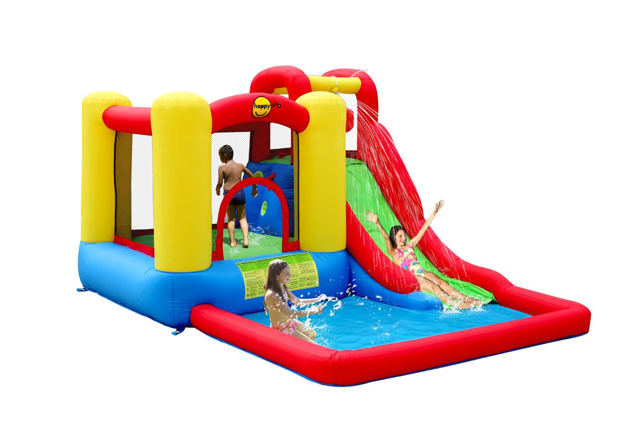 HECHT 59271 - nafukovací skákací hrad