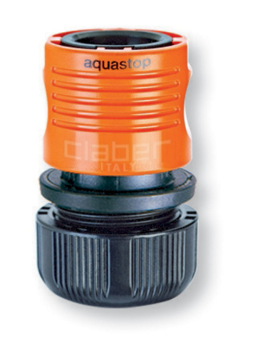 """Claber 8566 - spojka 5/8"""" aquastop"""