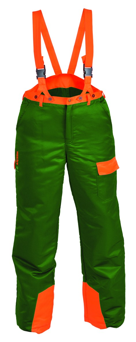 HECHT 900121 - profesionální ochranné kalhoty CE
