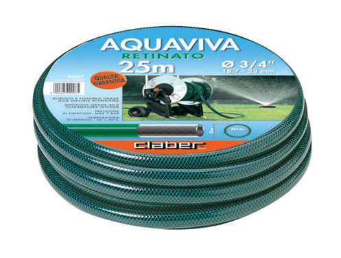 "Claber 9007 - zahradní hadice Aquaviva 3/4"" - 25m"