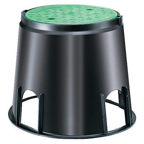 Claber 90500 - kruhová šachta pro 1 solenoidní ventil