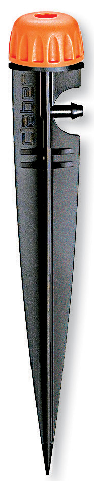 Claber 91227 - odkapávač na kolíku 0-40 l/h. - 10ks balení