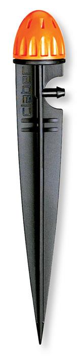 Claber 91228 - dávkovač keřový na kolíku 0-40 l/h. - 10ks balení