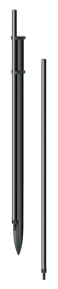 """Claber 91265 - opěrný kolík s prodlužovací trubicí 1/4"""" - 2ks balení"""