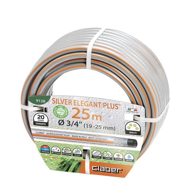 """Claber 9128 - hadice Silver Elegant Plus 3/4"""" - 25 m"""