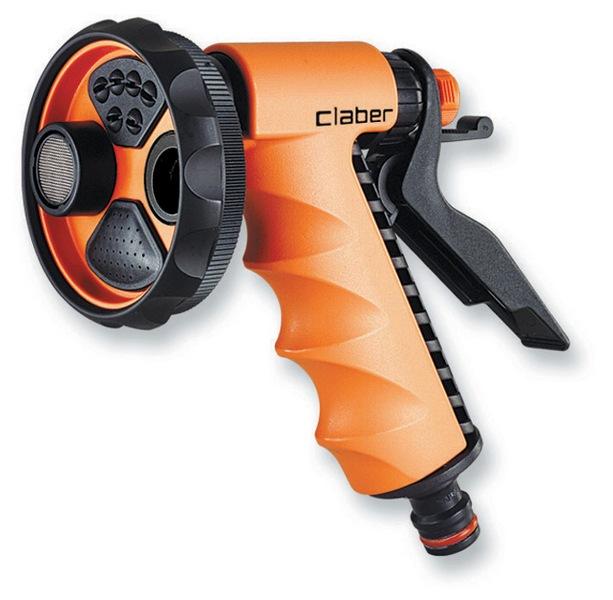 """Claber 9391 - víceúčelová zavlažovací pistole """"ERGO"""""""