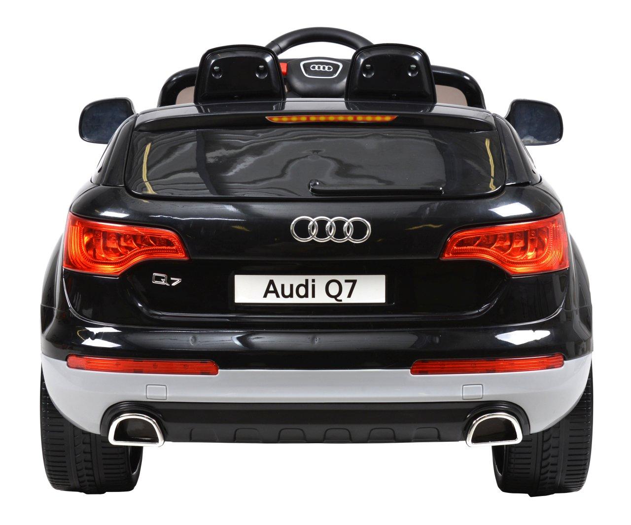 AUDI Q7 AU716 - black