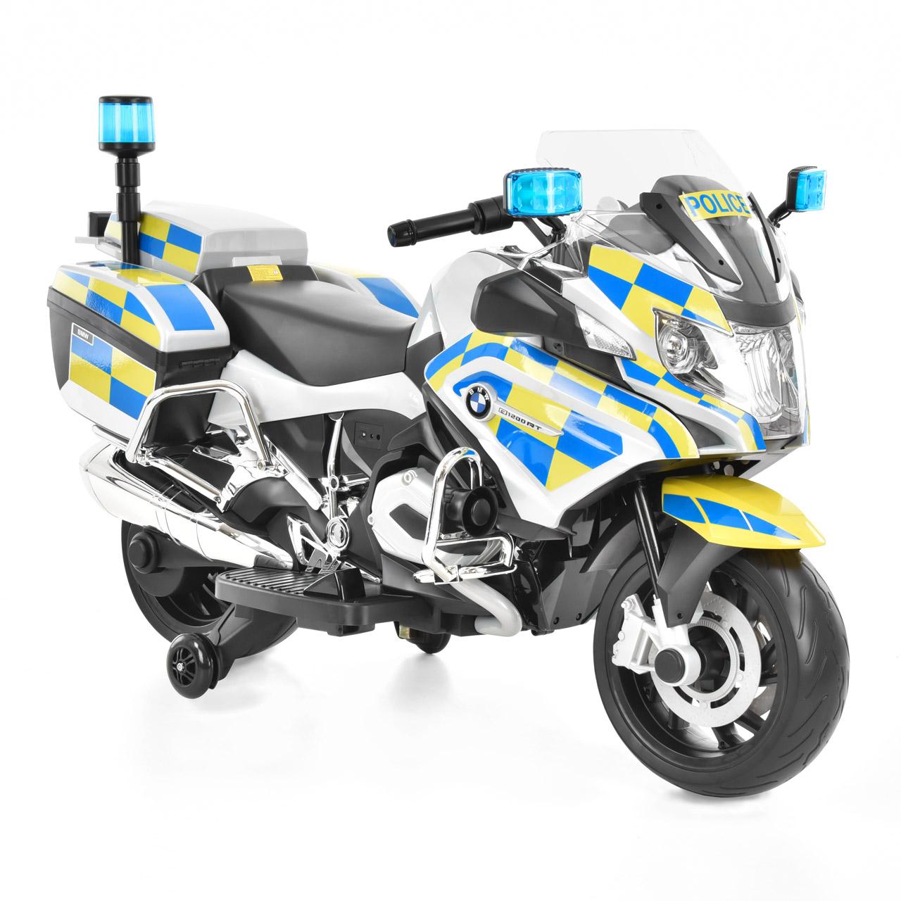 BMW R1200RT POLICE - akumulátorové vozítko