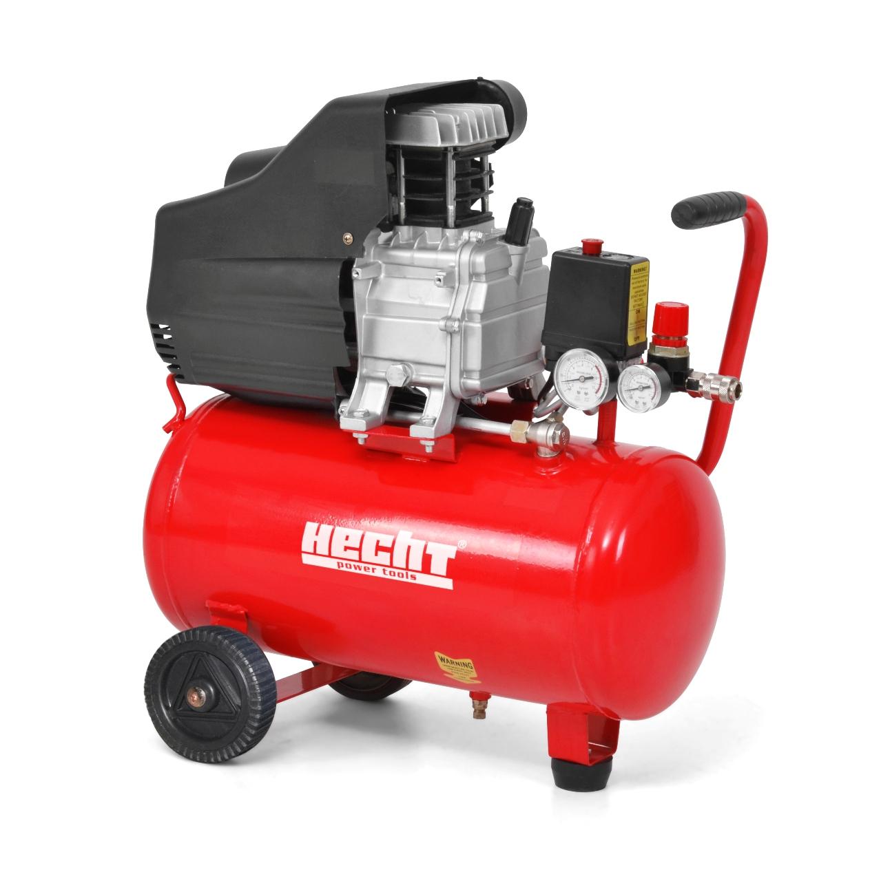 HECHT 2025 - olejový kompresor
