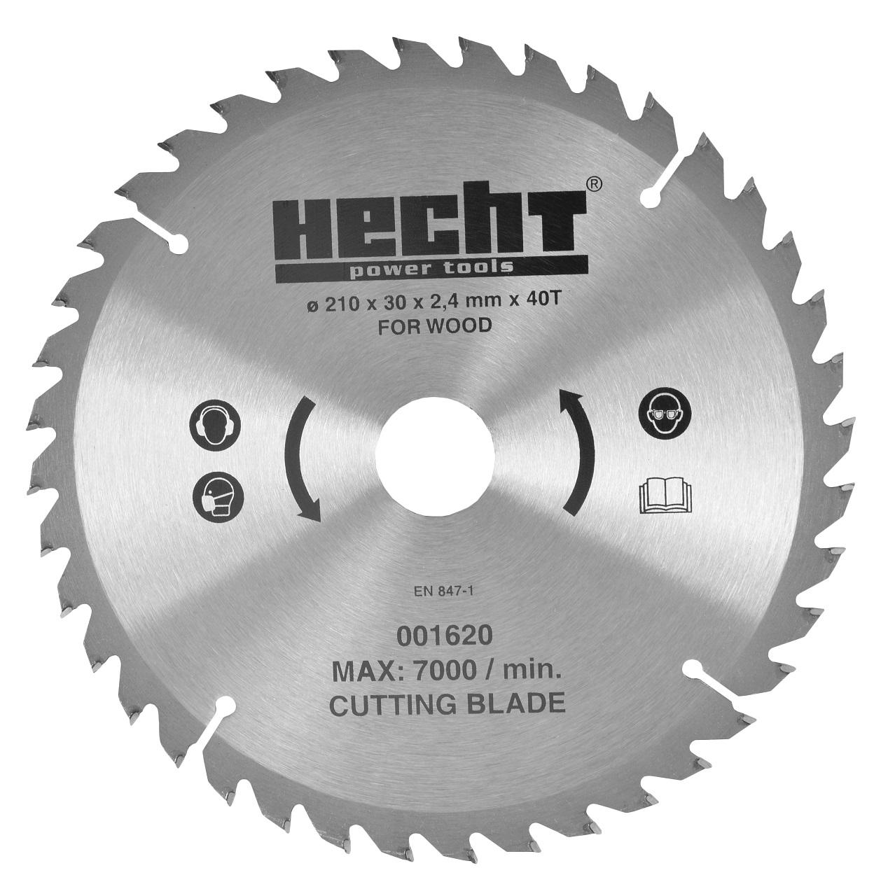 HECHT 001620 - pilový kotouč