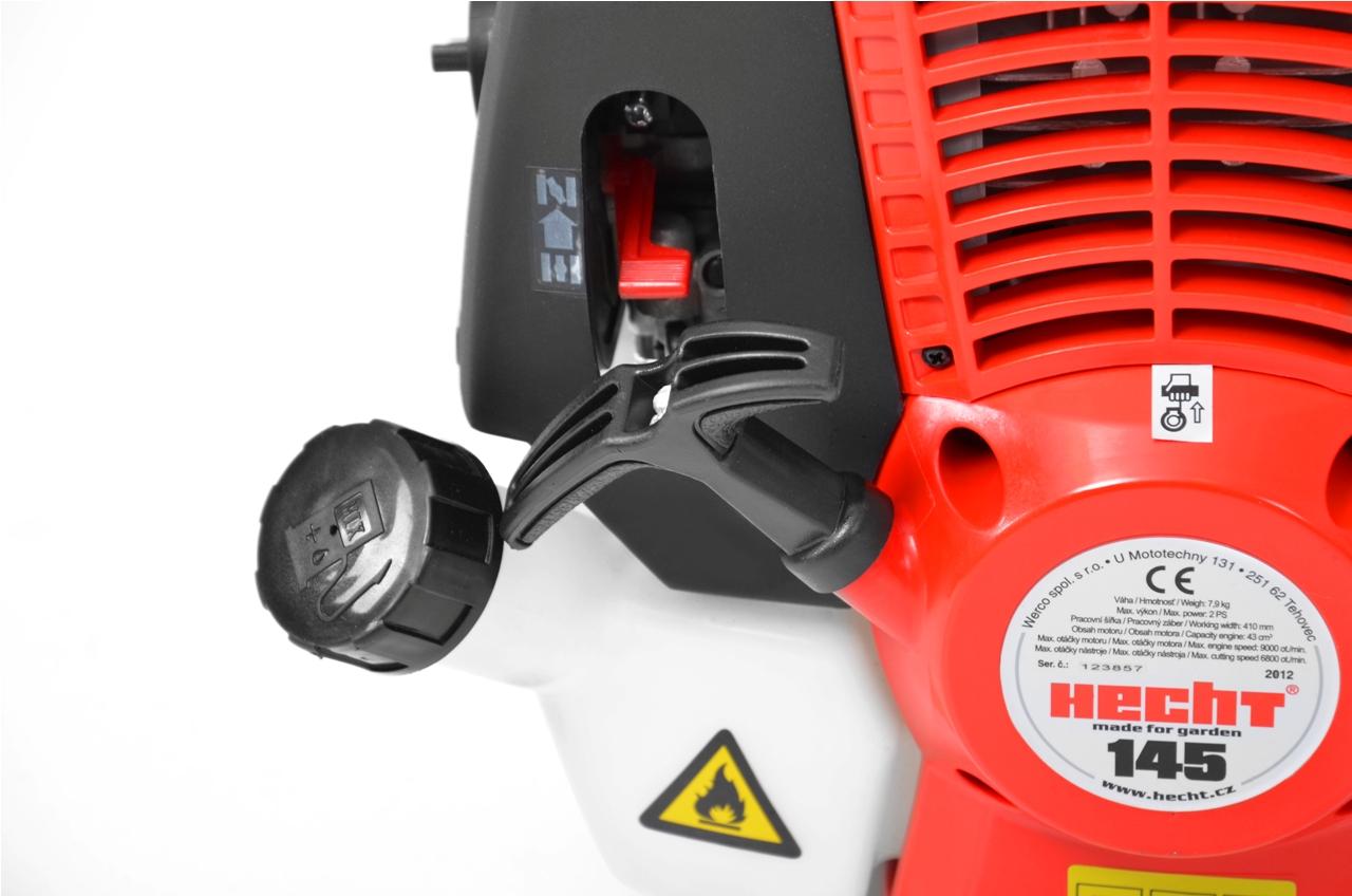 HECHT 145 - motorový křovinořez