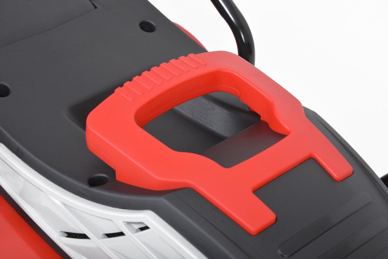 HECHT 1638 R - elektrická sekačka