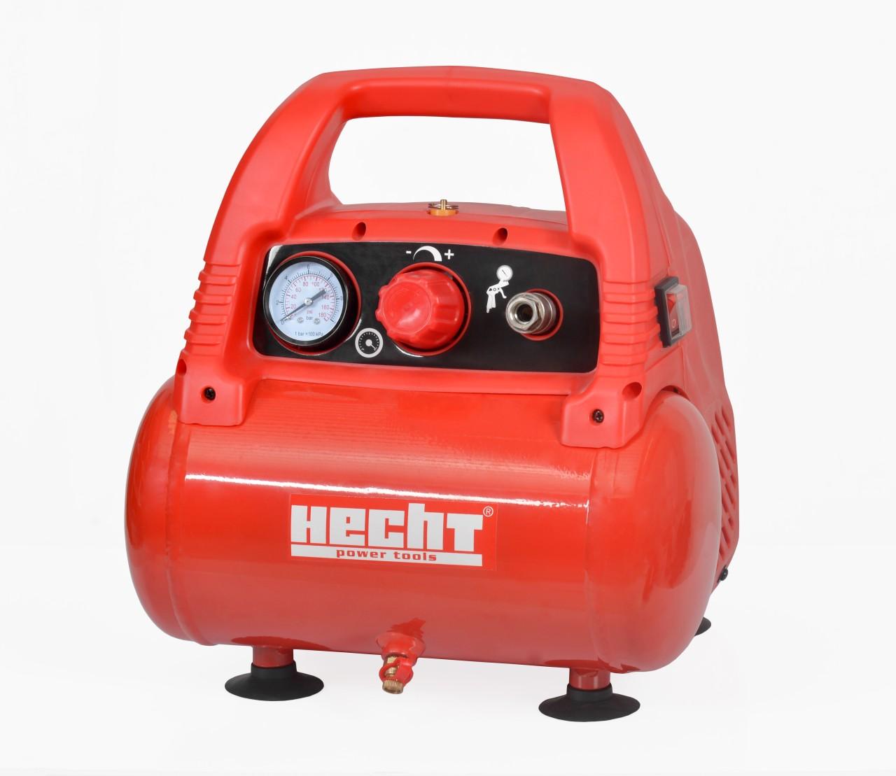 HECHT 2806 - bezolejový kompresor