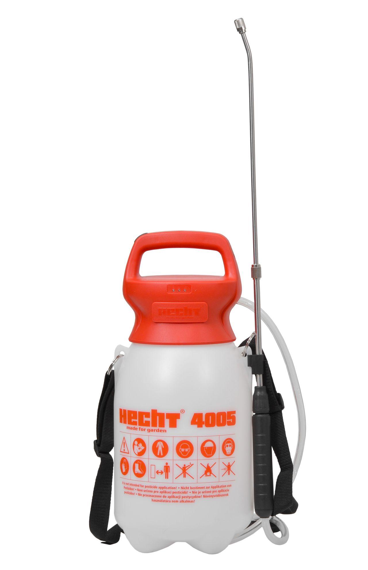 HECHT 4005 - akumulátorový postřikovač