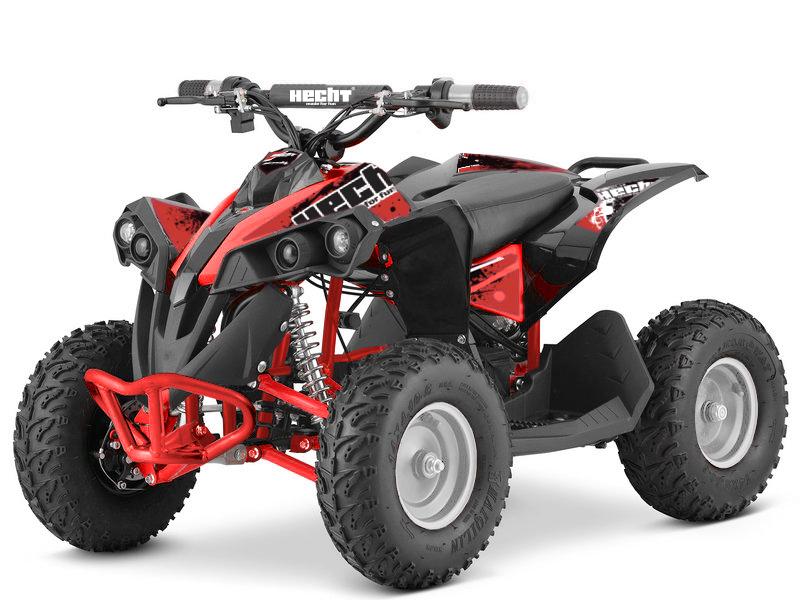 HECHT 51060 RED - akumulátorová čtyřkolka
