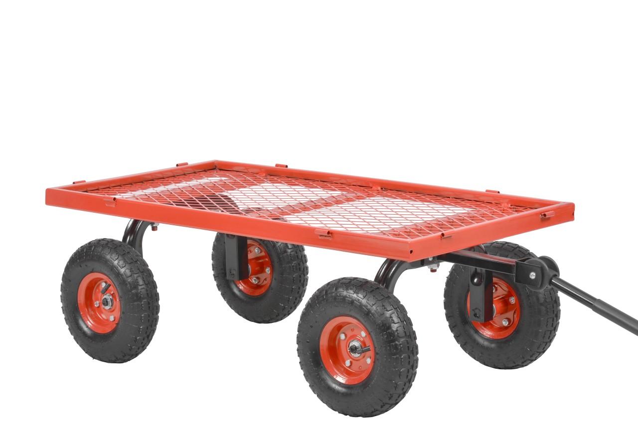 HECHT 52184 - zápřažný vozík
