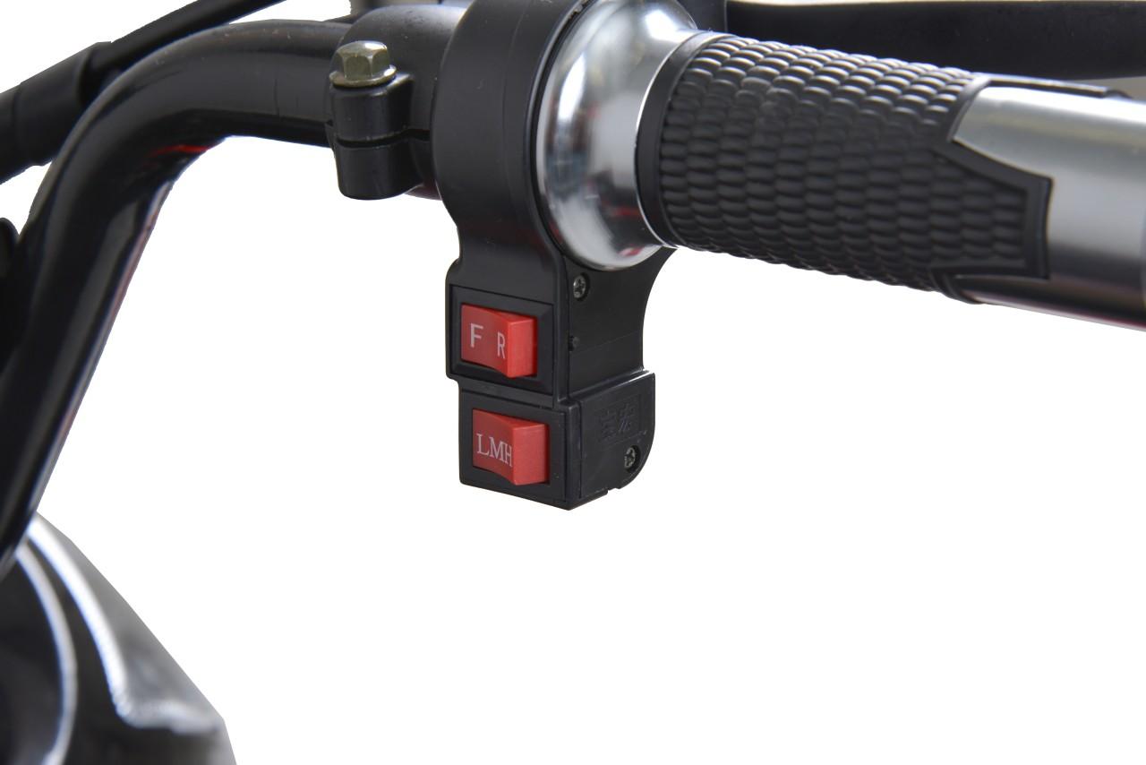 HECHT 54750 - akumulátorová čtyřkolka