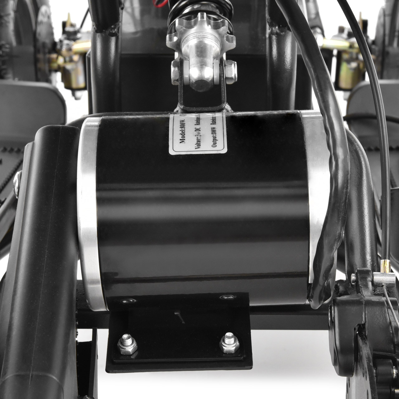 HECHT 54800 -  akumulátorová čtyřkolka