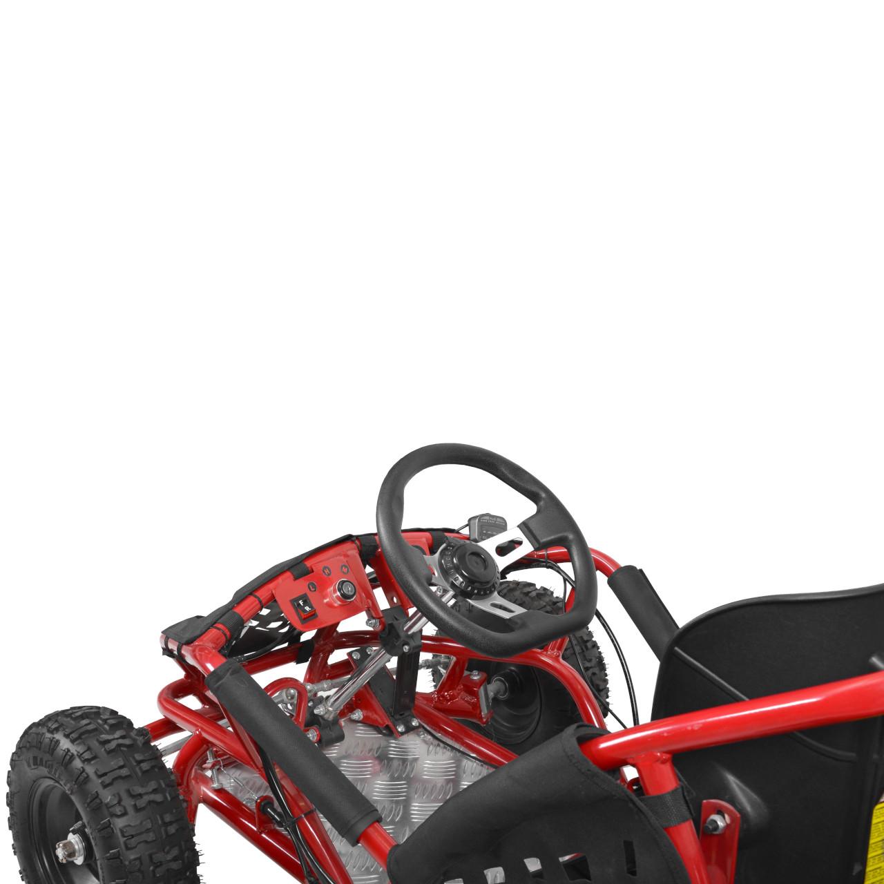 HECHT 54812 RED - akumulátorová buggy