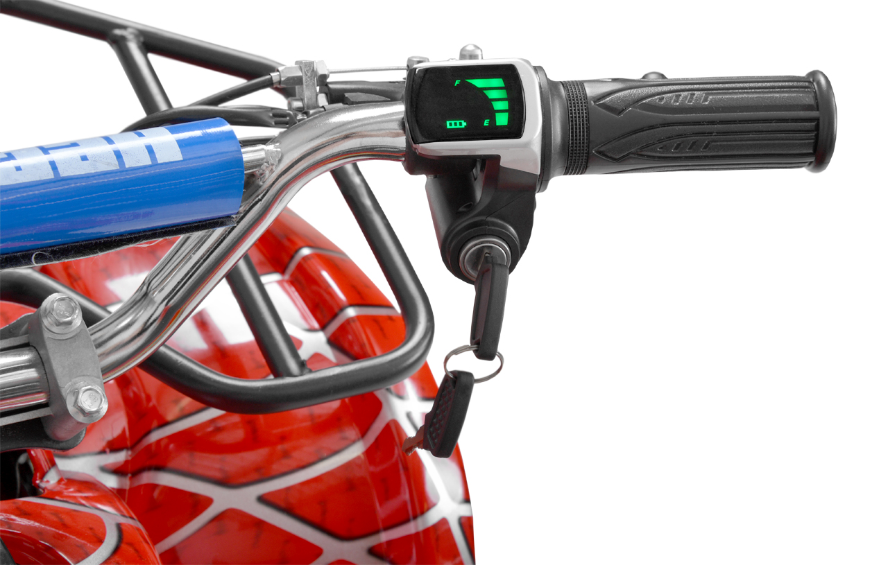 HECHT 56800 -  akumulátorová čtyřkolka
