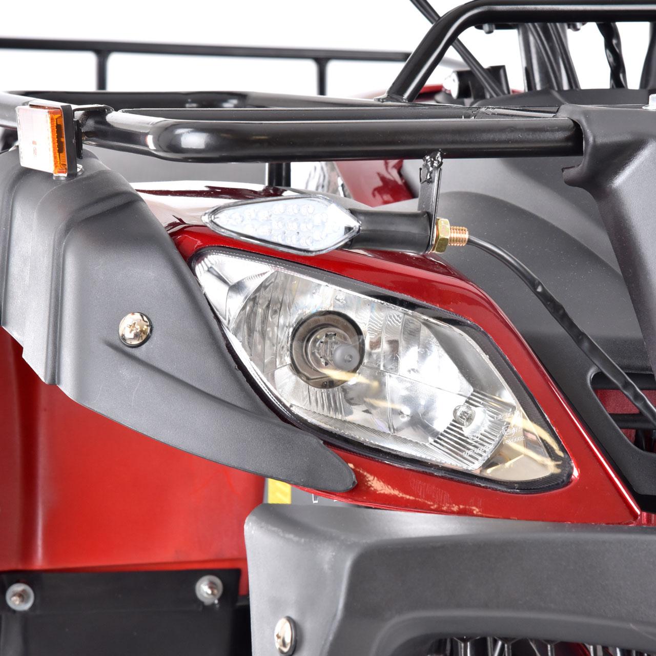 HECHT 59399 - RED - akumulátorová čtyřkolka