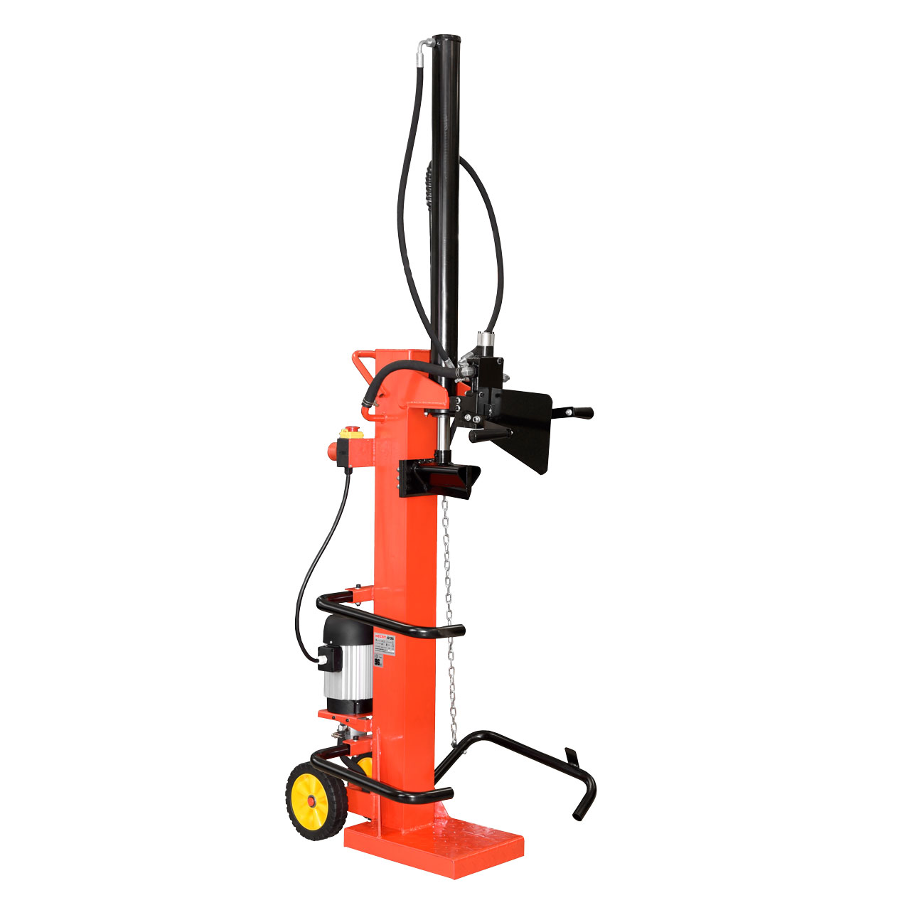 HECHT 6120 - elektrický vertikální štípač na dřevo