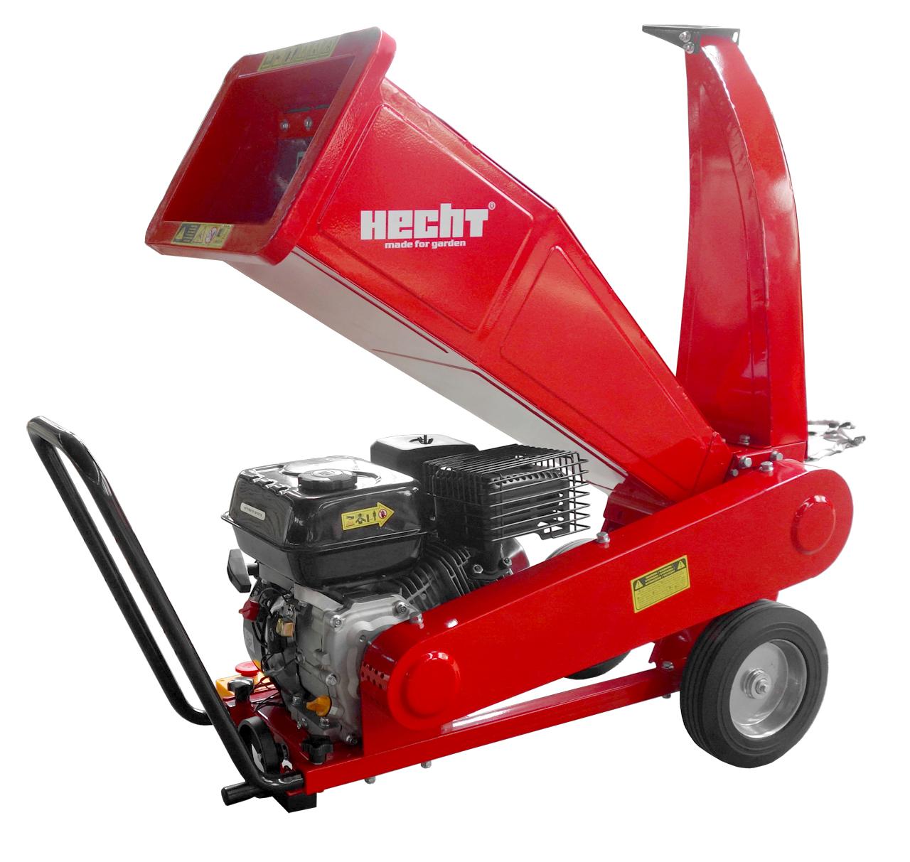 HECHT 6208 - motorový drtič