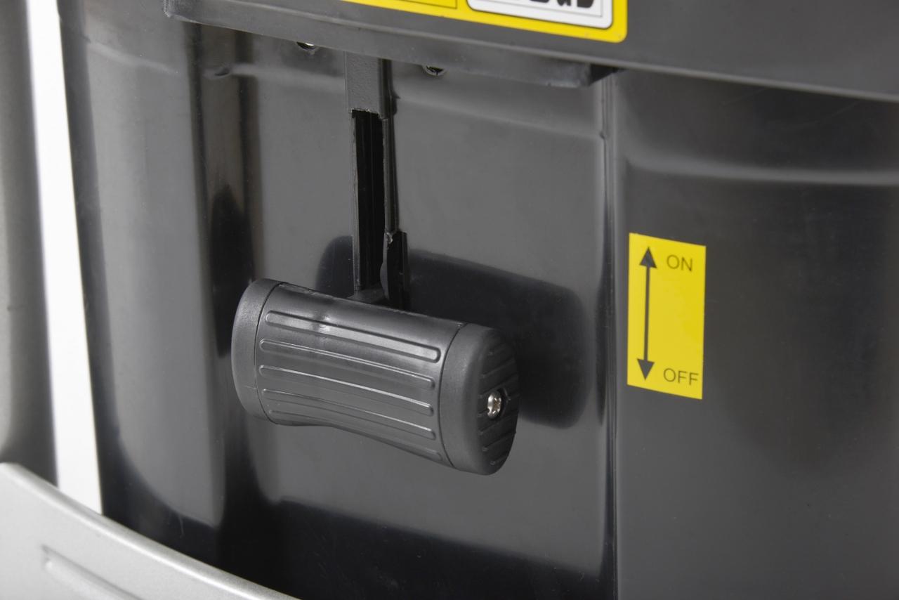 HECHT 6284 XL - elektrický drtič větcí