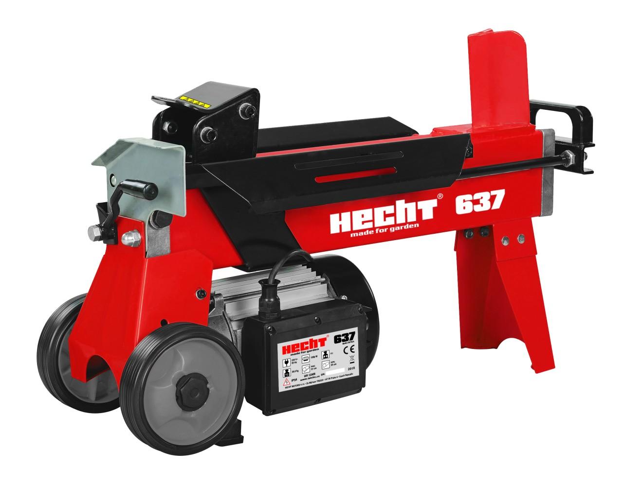 HECHT 637 - elektrický štípač dřeva