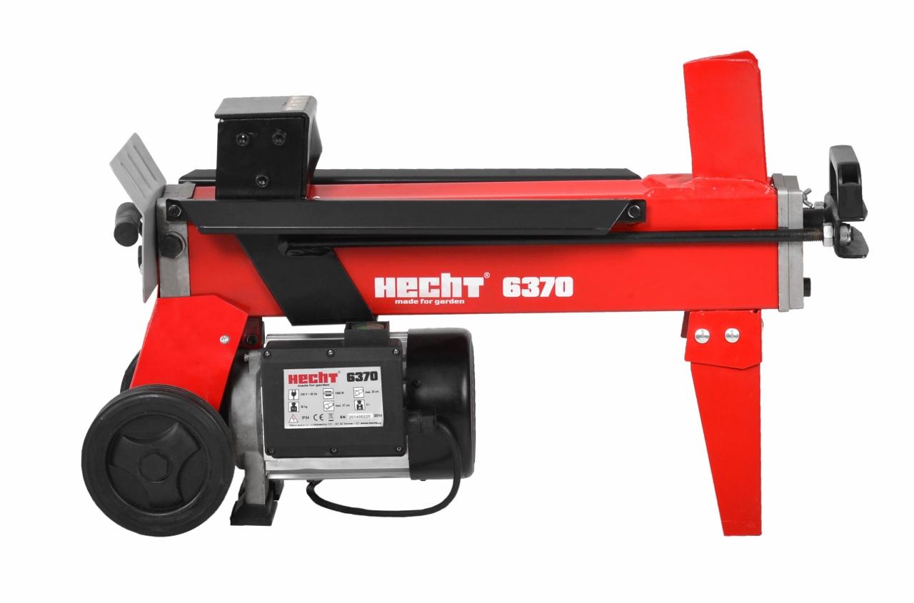 HECHT 6370 - elektrická štípačka na dřevo