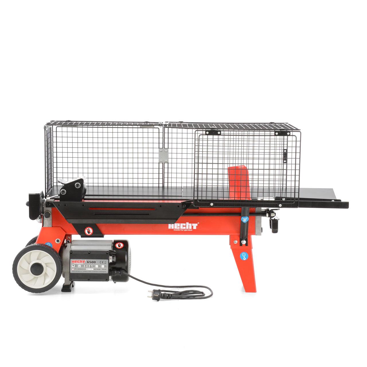HECHT 6500 - elektrická štípačka na dřevo