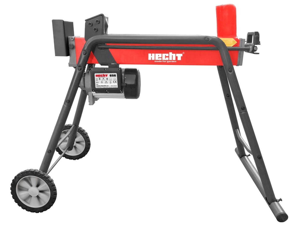 HECHT 656 - elektrický štípač dřeva