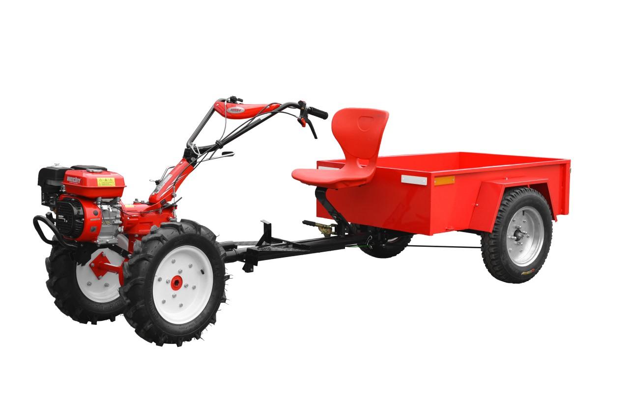 HECHT 7100 SET - kultivátor s příslušenstvím