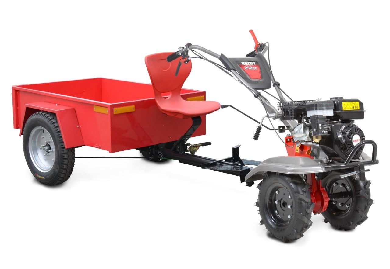 HECHT 7970 SET - kultivátor - jednoosý traktor