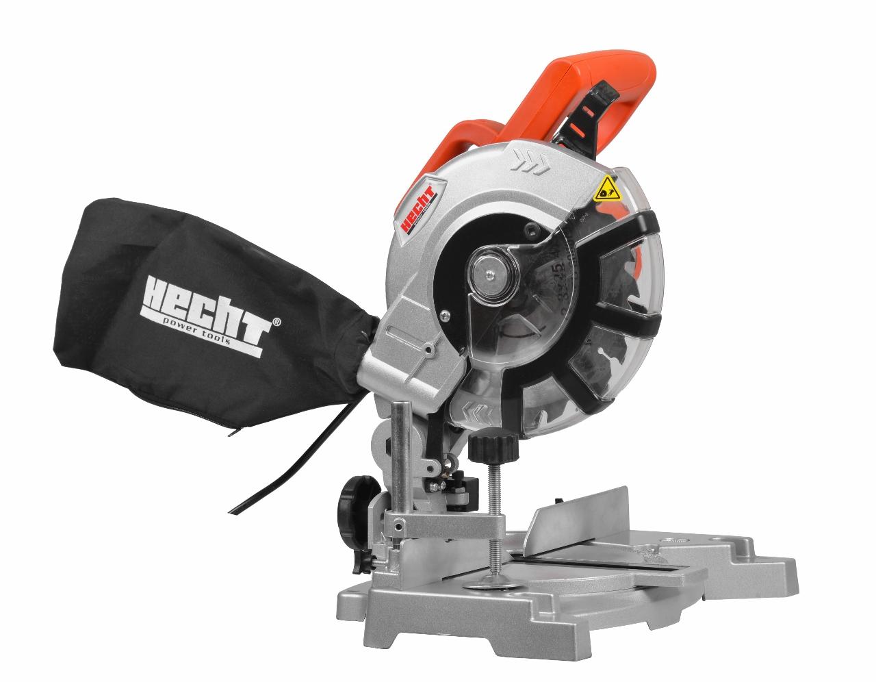 HECHT 814 - pokosová pila s laserem