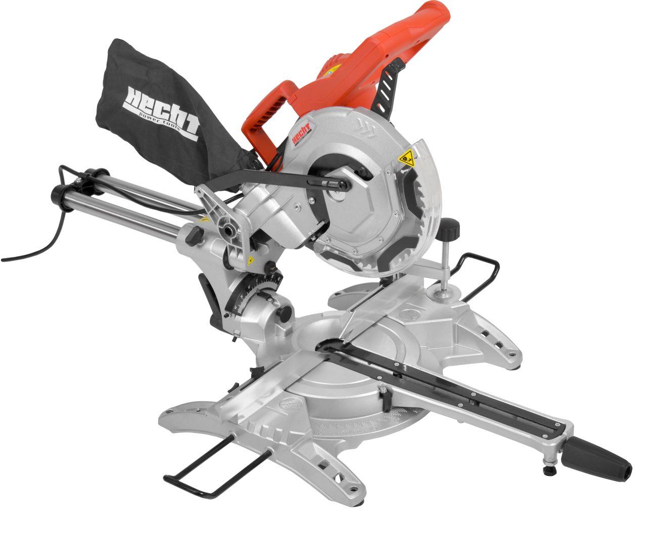 HECHT 818 - pokosová pila s laserem