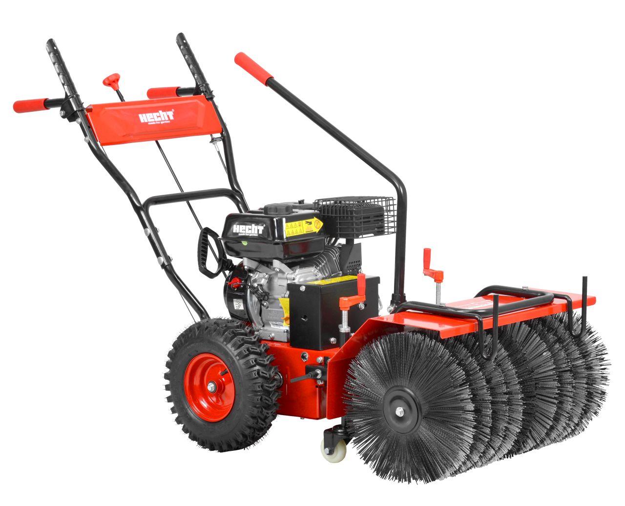 HECHT 8616 - motorový rotační kartáč