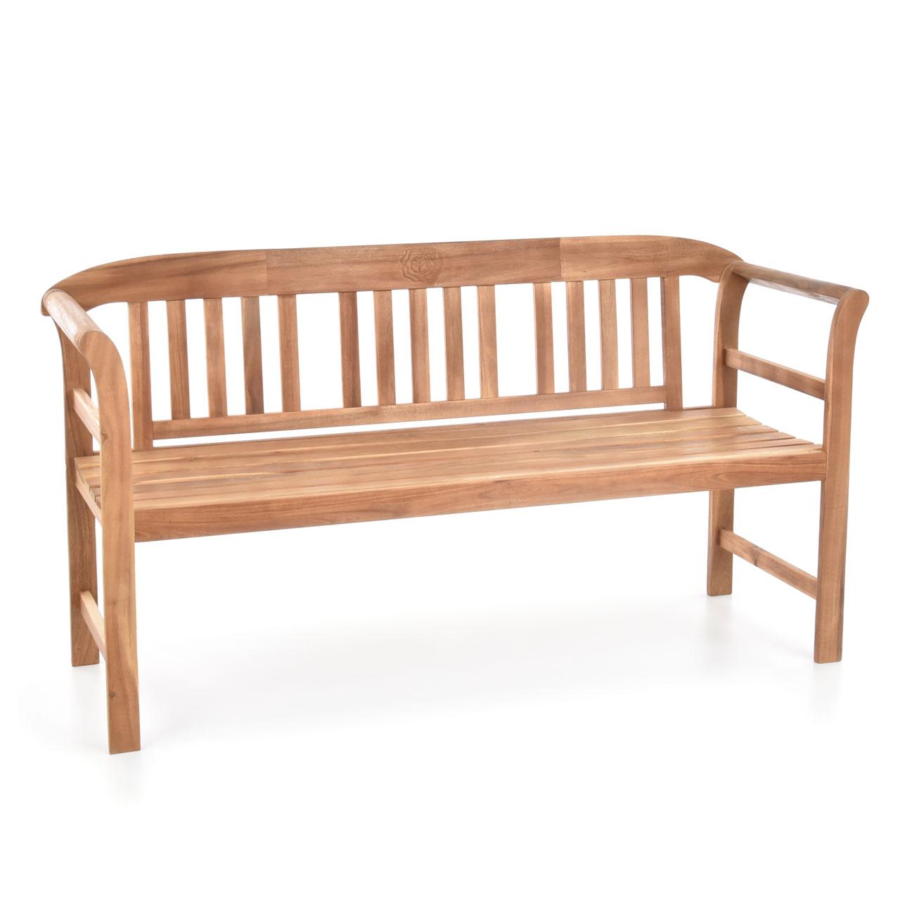 HECHT ROSE - zahradní lavička