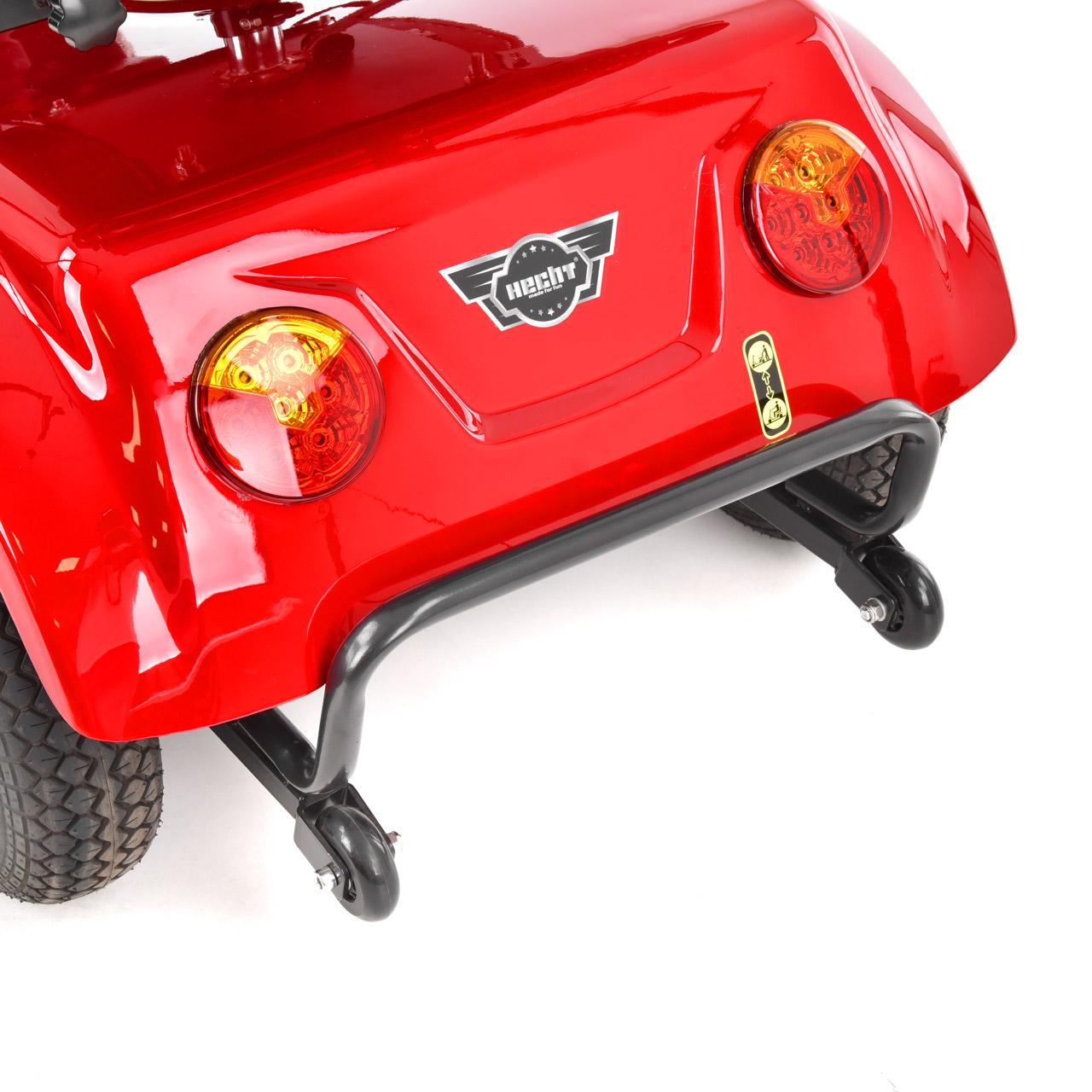 HECHT WISE RED - elektrický vozík