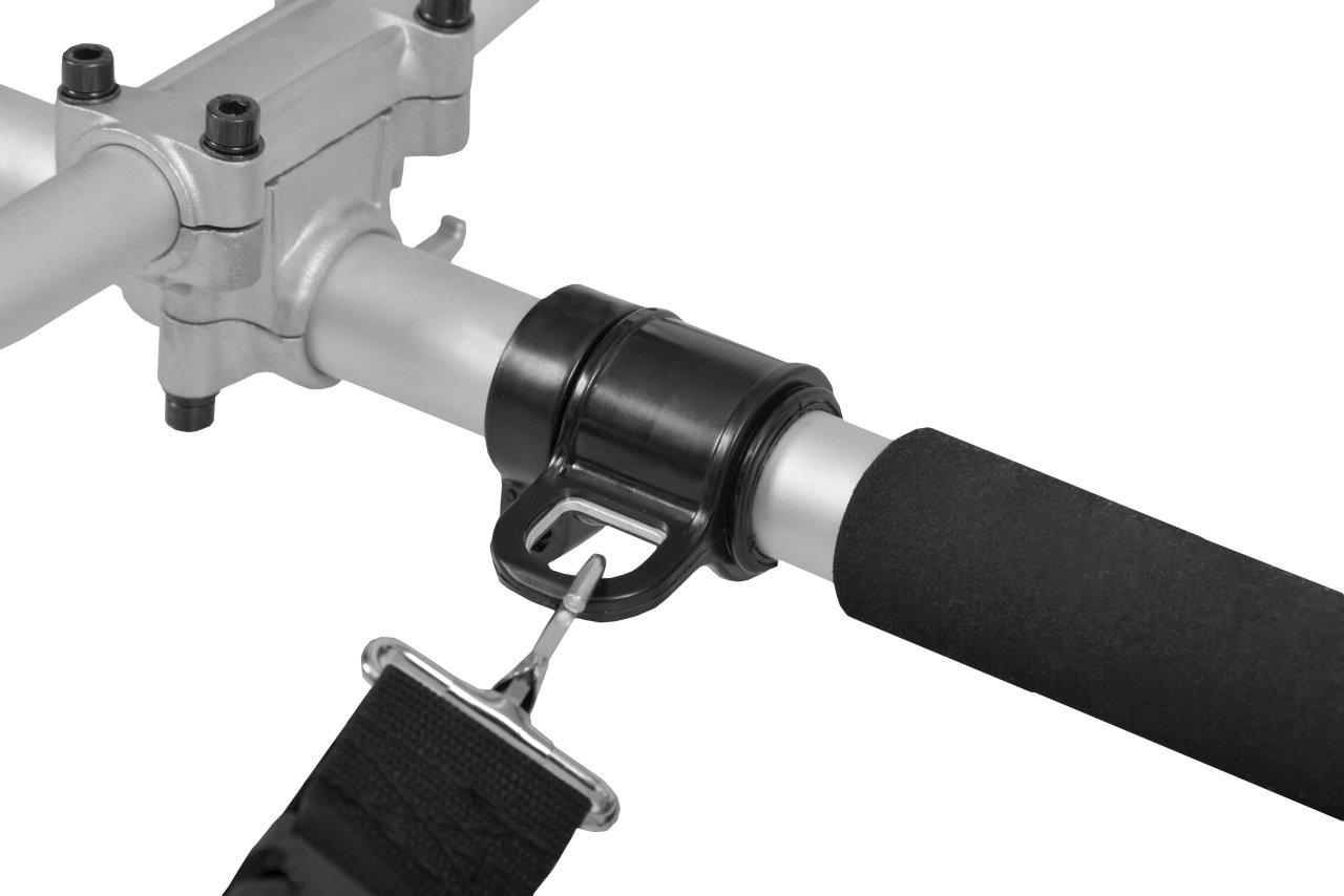 HECHT 1440 - akumulátorový křovinořez