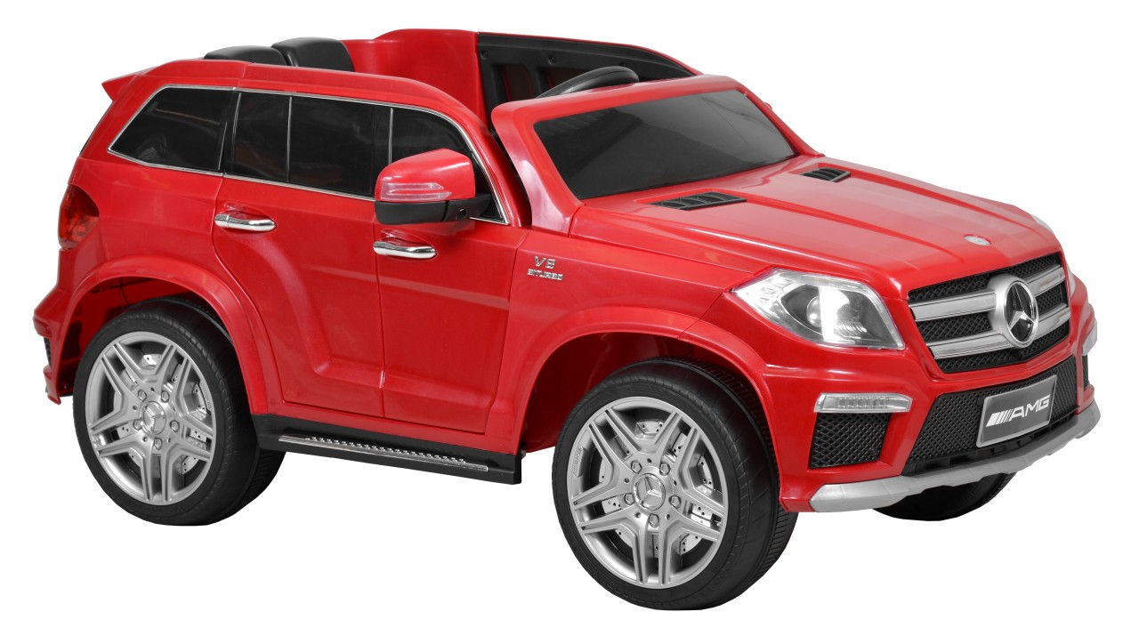 MERCEDES BENZ GL63 - RED