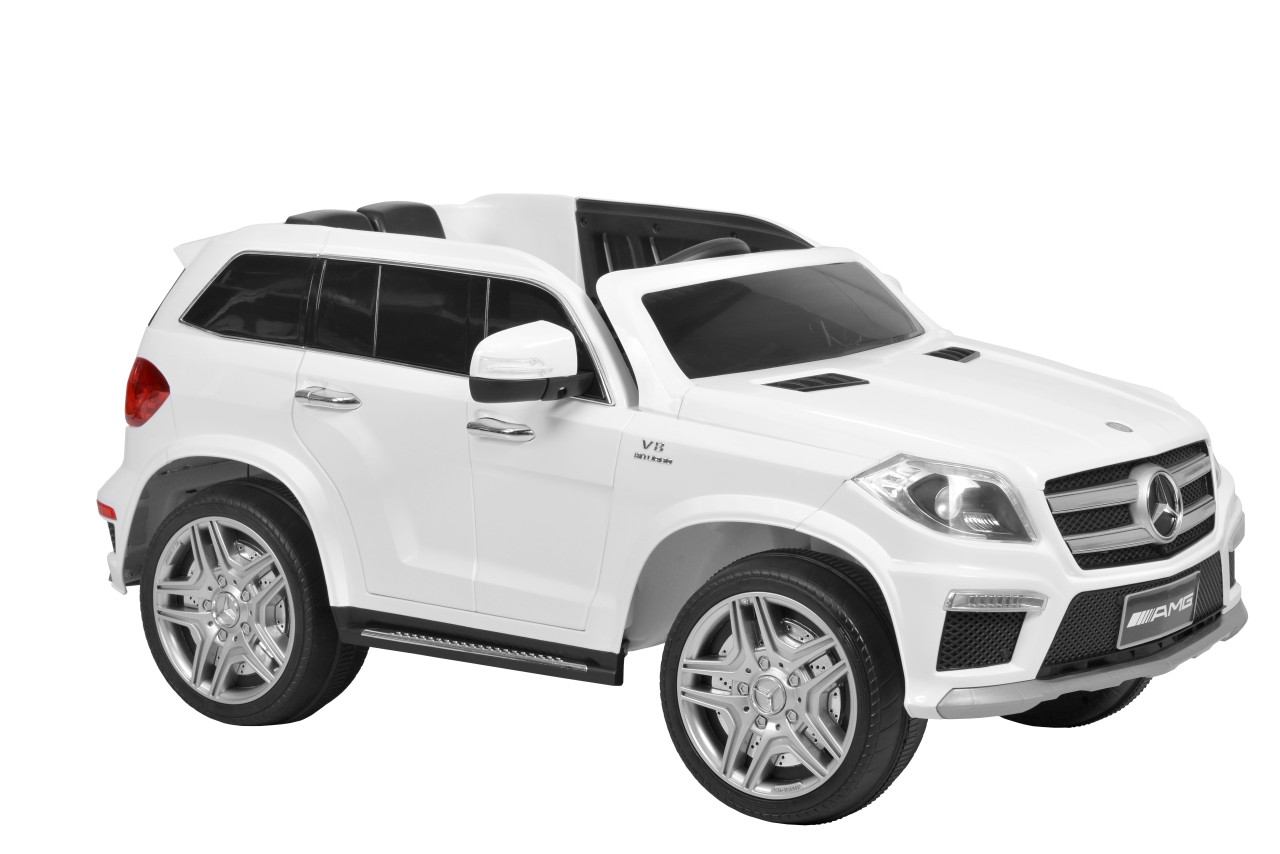 MERCEDES BENZ GL63 - WHITE