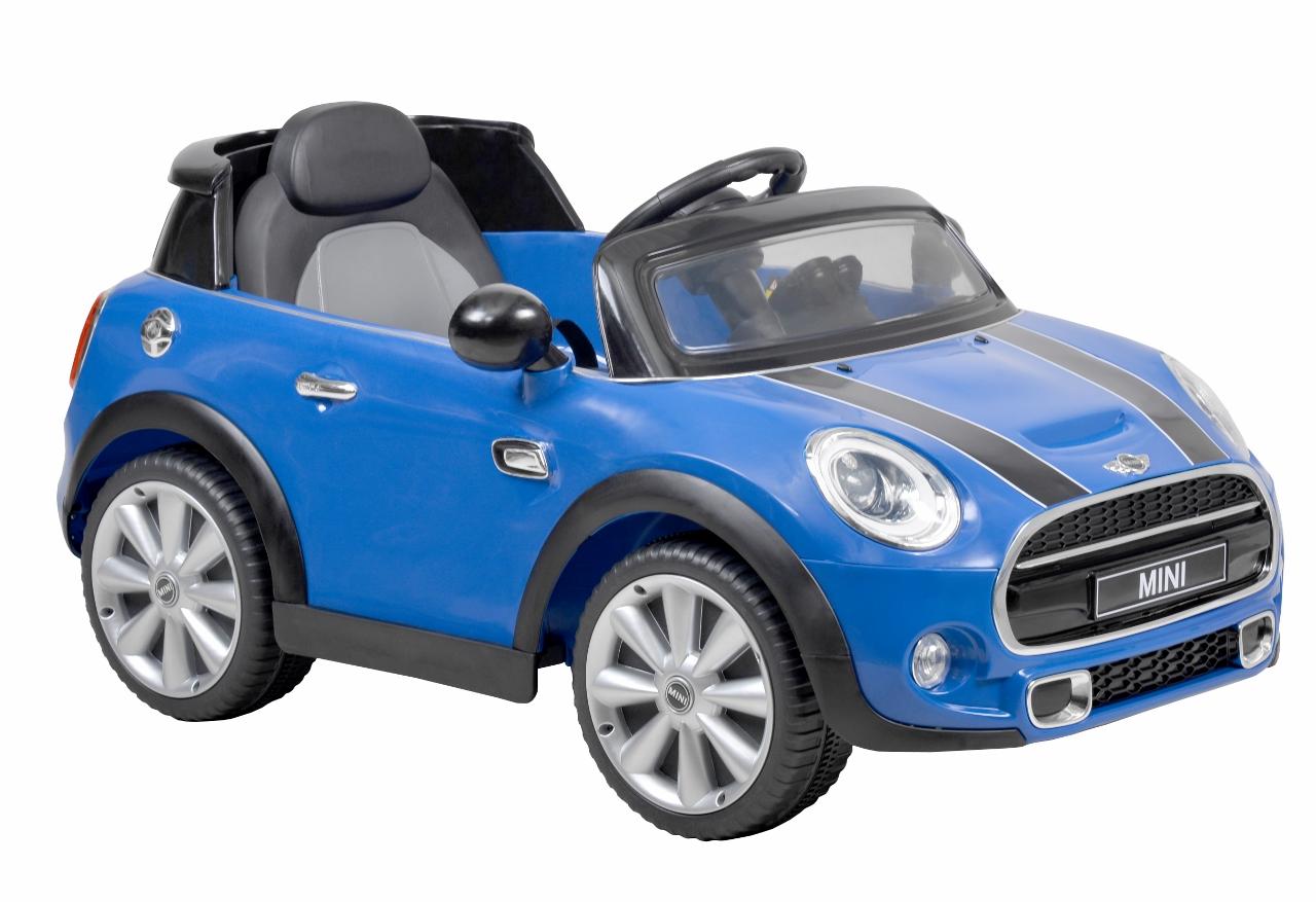 MINI HATCH BLUE - dětské autíčko
