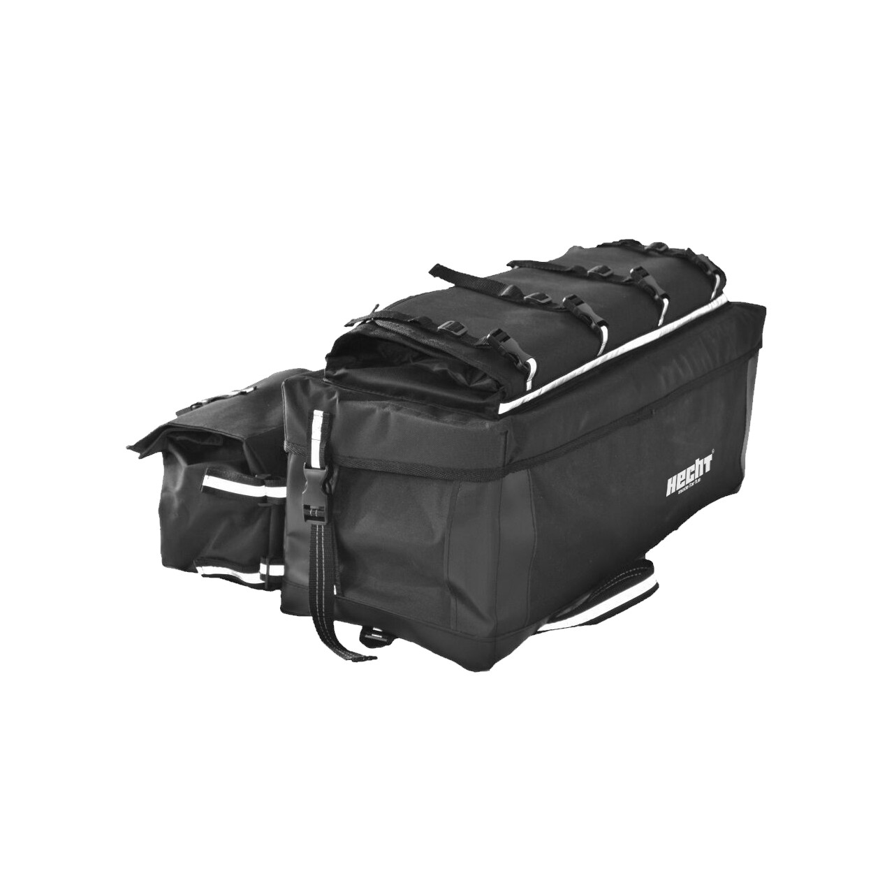 HECHT 52002 BLACK - ATV brašna