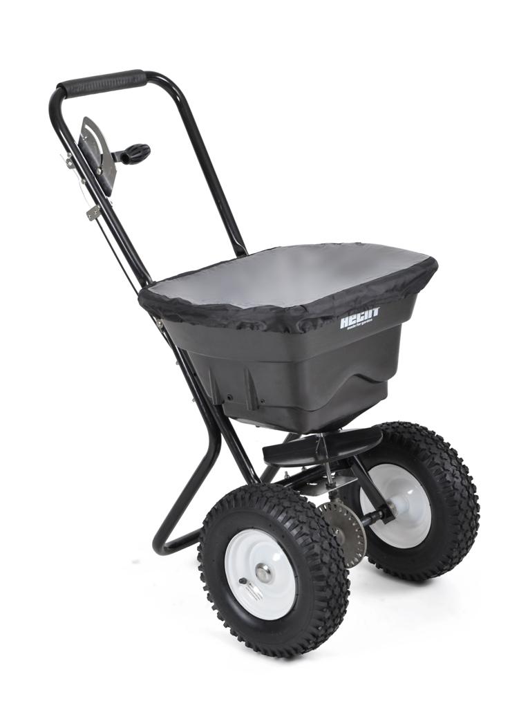 HECHT 229 - ruční rozmetač hnojiva, osiva nebo soli