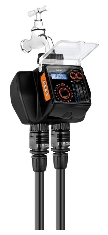 Claber 8485 - Dvoucestný automatický časový spínač DUAL LOGIC.