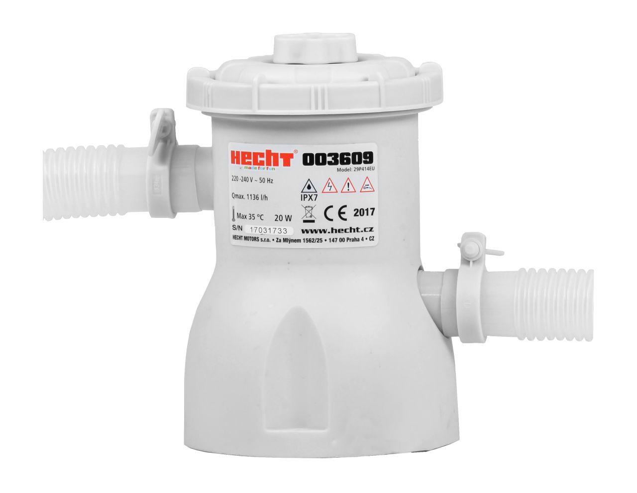 HECHT 003609 - kartušová filtrace