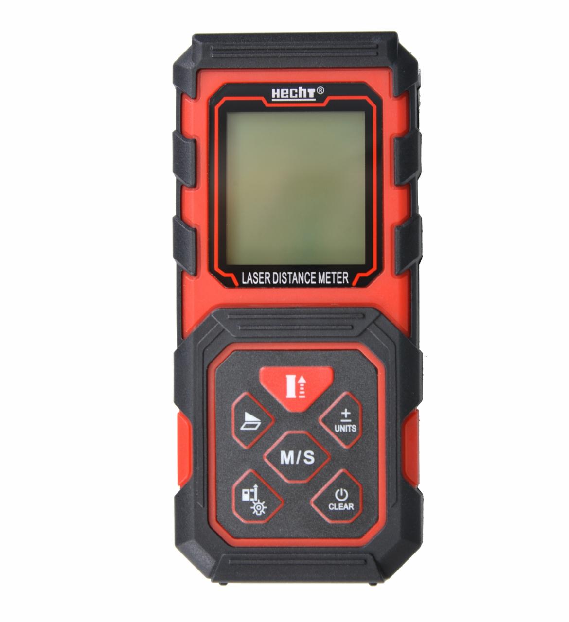 HECHT 2006 - laserový měřič vzdálenosti