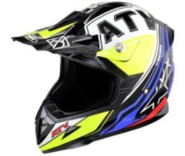 HECHT 52915 L - přilba pro čtyřkolku a motocykl